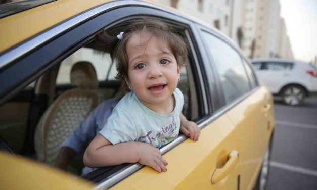 Aire urbano no apto para cerebros infantiles
