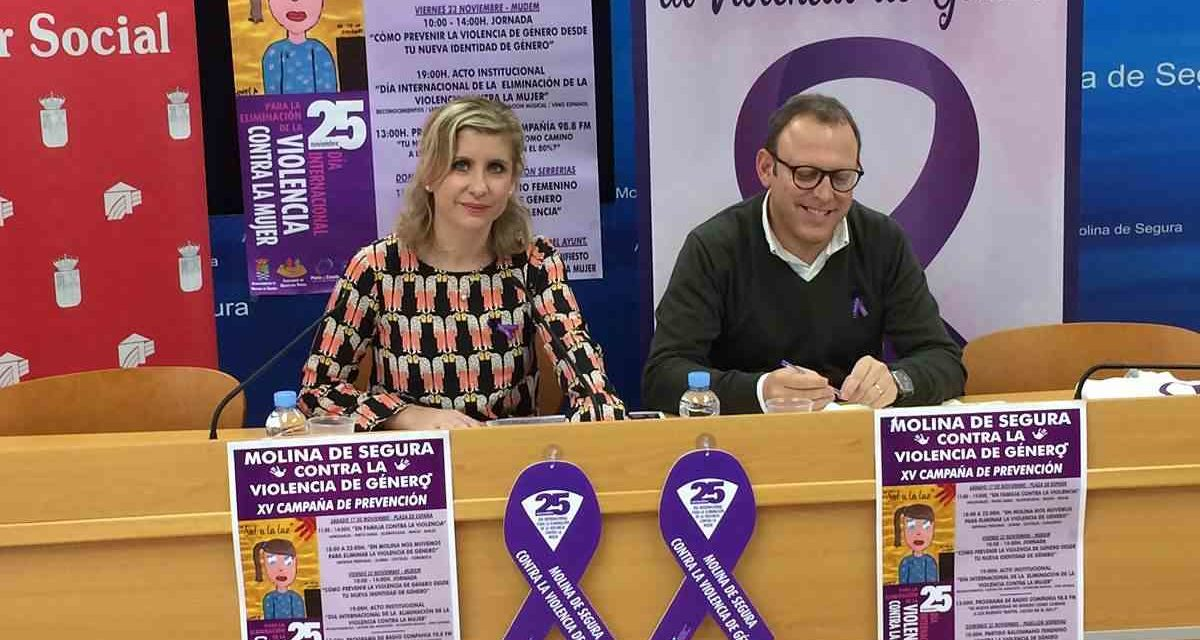 XV Programa de Prevención de Violencia de Género 2018