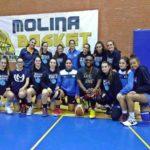 La selección de baloncesto de Irlanda del Norte llega a Molina de Segura