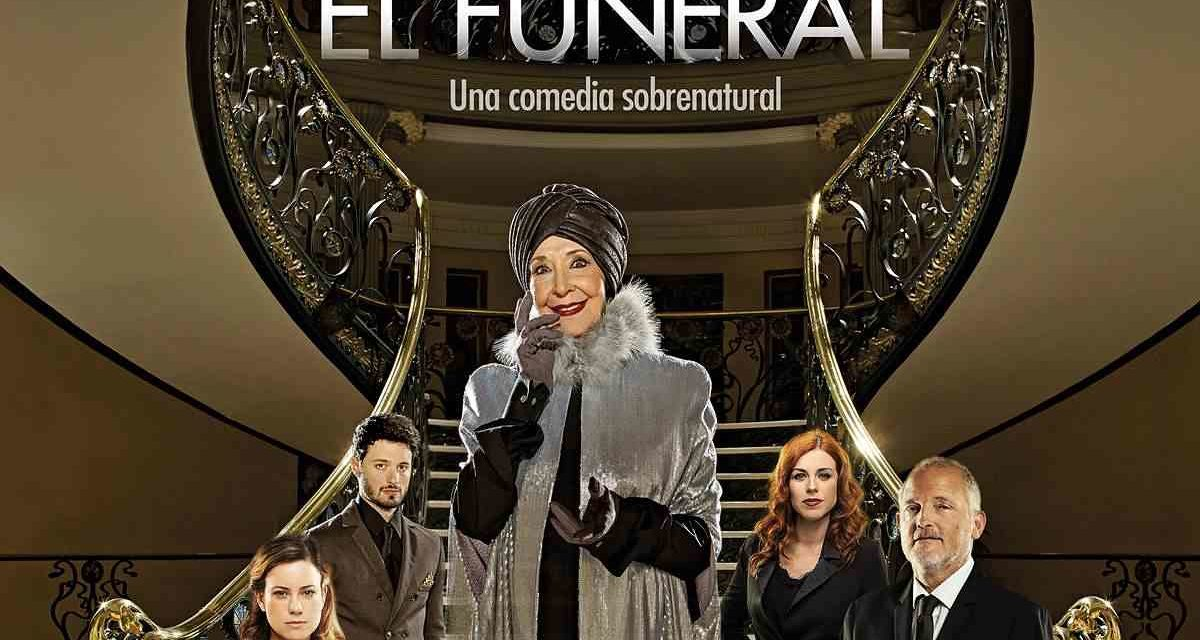 Concha Velasco protagoniza «EL FUNERAL»