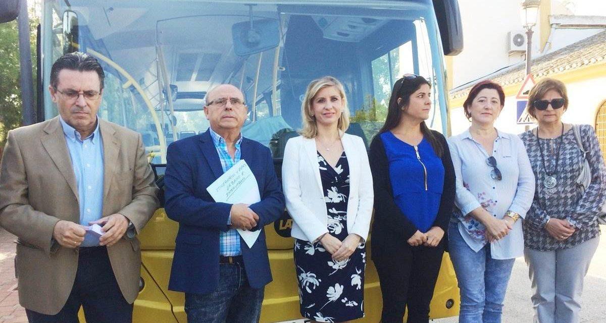 El PP de Molina denuncia la supresión de expediciones de la línea 51