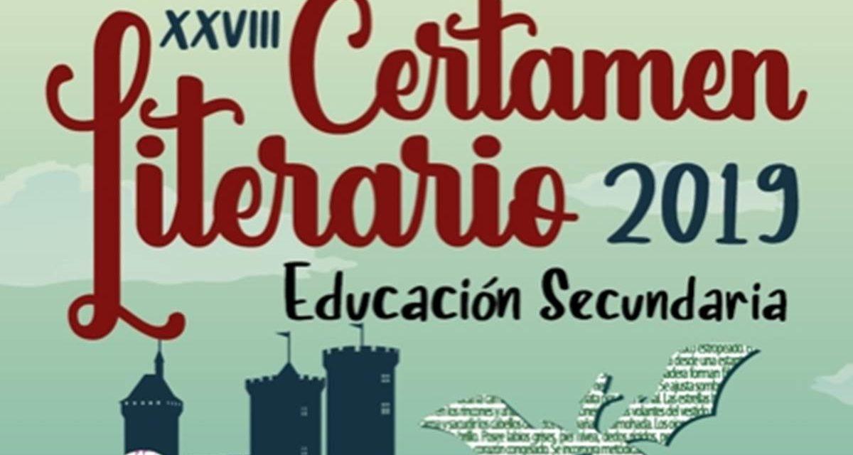 XXVIII Certamen Literario de Educación Secundaria 2019