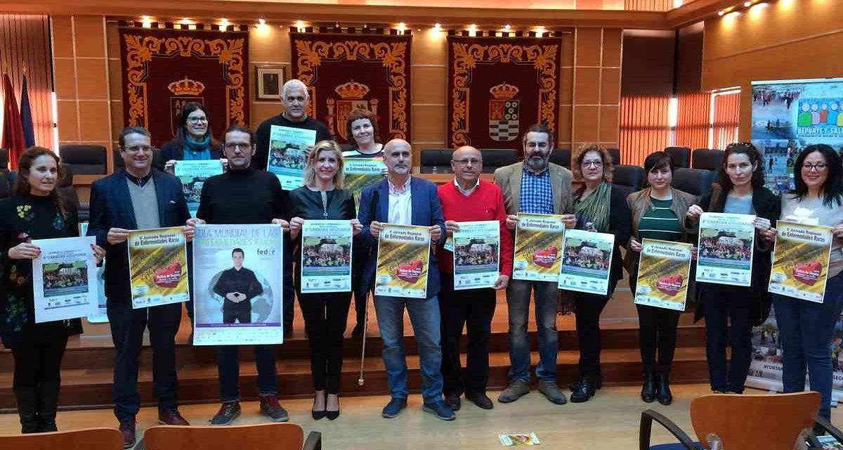 La V Jornada Regional de Enfermedades Raras se celebra en Molina de Segura
