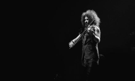 Ara Malikian presenta Royal Garage World Tour en el Villa de Molina