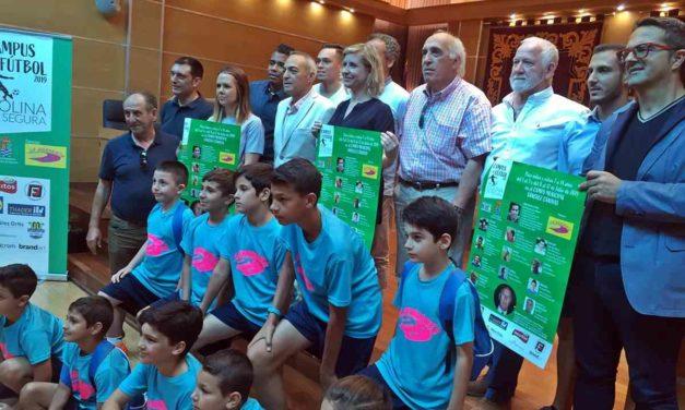Campus de Fútbol 2019 Molina de Segura