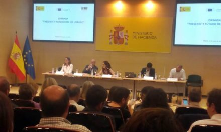 Molina de Segura participa en un taller de la Comisión Europea