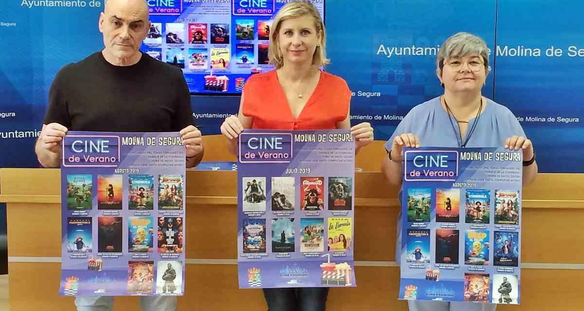 Cine de Verano 2019