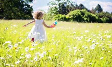 Las niñas que realizan más ejercicio podrían tener mayor función pulmonar