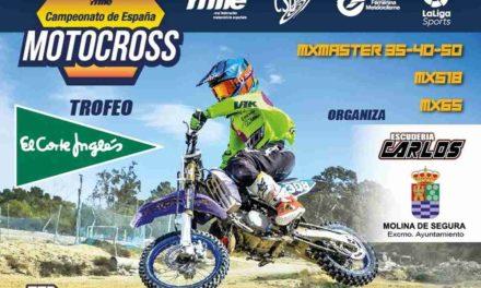 EL RUGIDO DE LAS MOTOS VUELVE CON EL XLI MOTOCROSS FIESTAS DE MOLINA
