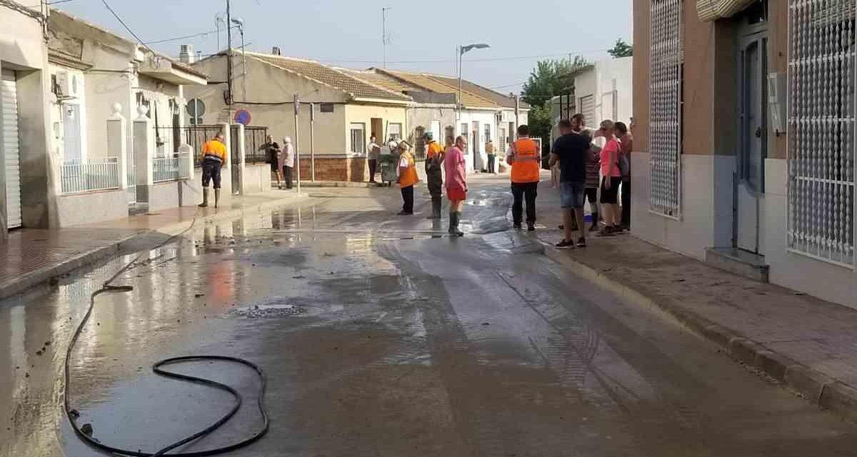 Arranca el servicio de atención a afectados por las inundaciones