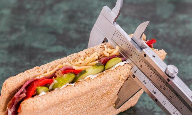 Cómo calcular las calorías que vas a comer sin necesidad de una báscula