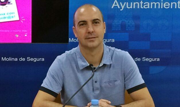Eliseo García será nuevo alcalde de Molina de Segura el 10 de febrero