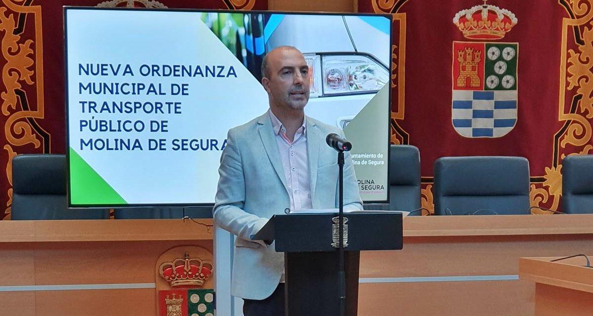 El transporte público urbano será gratuito en Molina de Segura